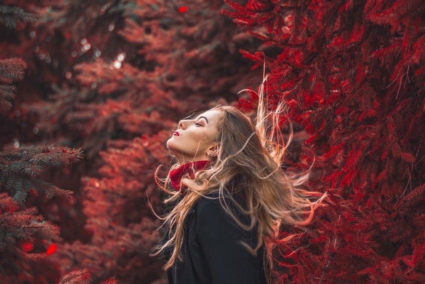 caída de pelo mujeres